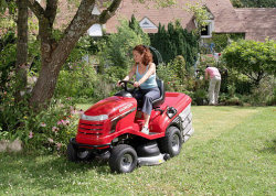 Lawnmower hire Newry