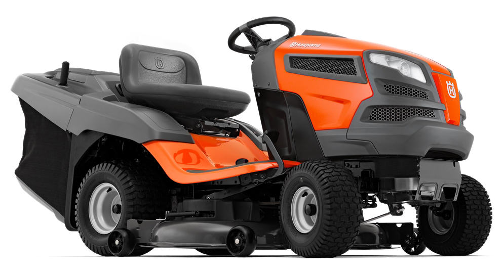 Husqvarna TC142T ride on lawnmower