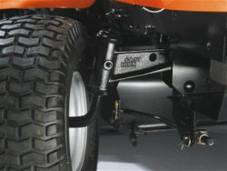 Husqvarna TC138 axle