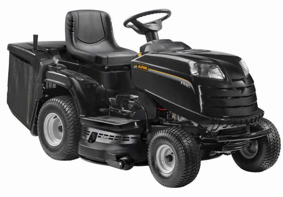 Alpina At5 98 Hcb Ride On Lawnmower For Sale Newry