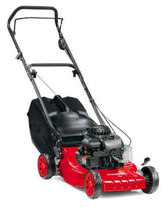 Champion CRB484 lawn mower
