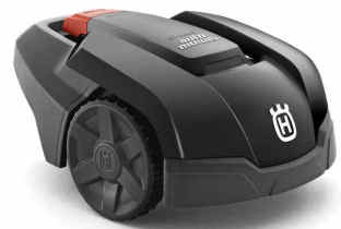 Husqvarna automower 105 robotic lawn mower
